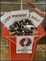 Eujropameisterschaft Spezialfussball
