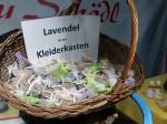 Lavendel / Kleiderkasten