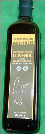 Bio Oliven Öl